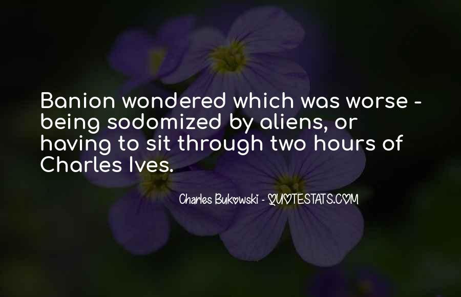Banion Quotes #225409