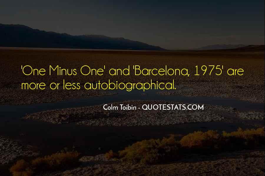 Barcelona's Quotes #1016780