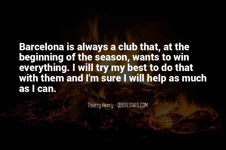 Barcelona's Quotes #1125151