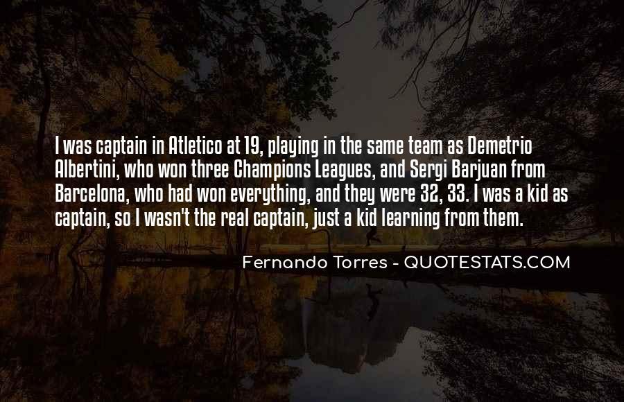 Barcelona's Quotes #1132545