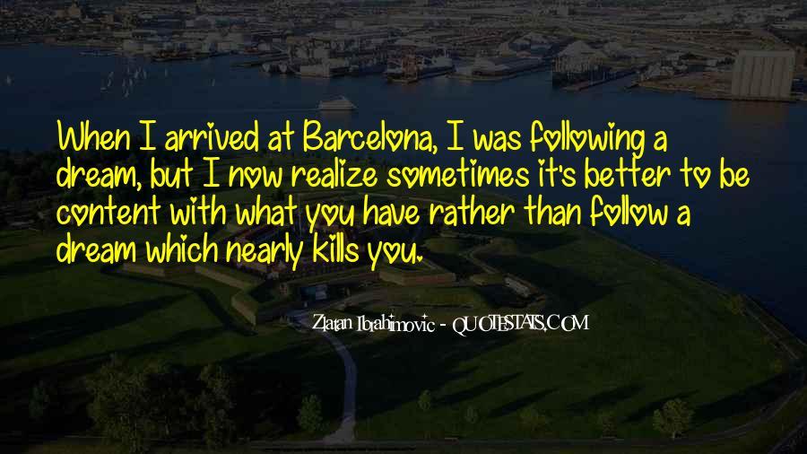 Barcelona's Quotes #1158626