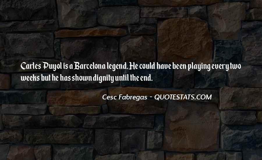 Barcelona's Quotes #1303659