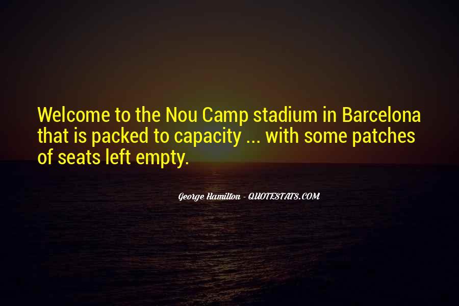 Barcelona's Quotes #1324468