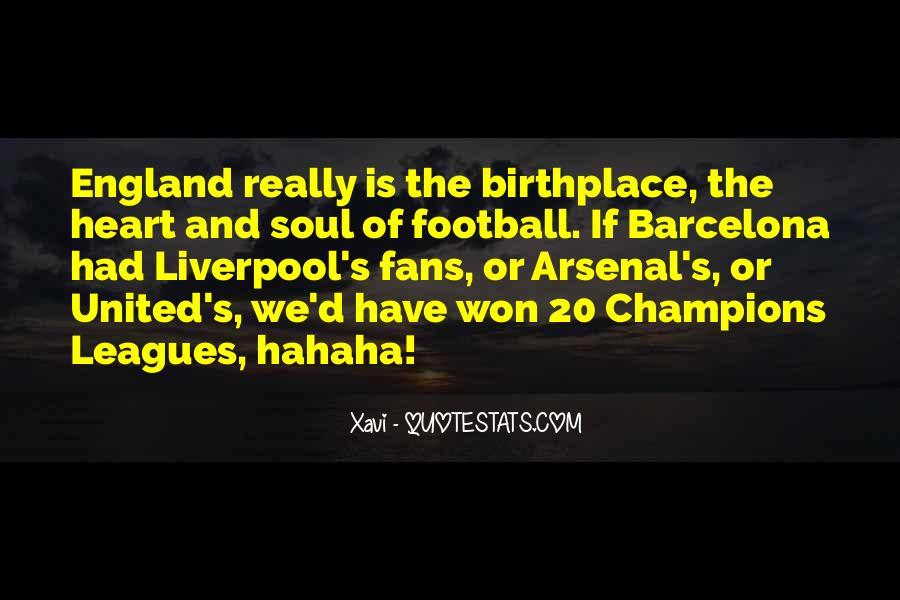 Barcelona's Quotes #1537666