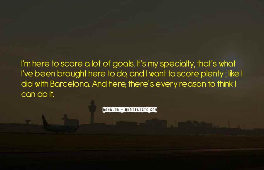 Barcelona's Quotes #1591396