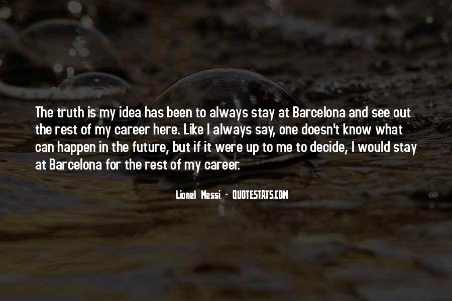Barcelona's Quotes #255683