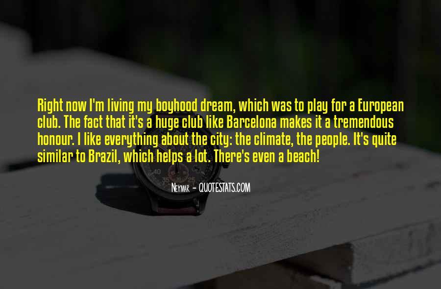 Barcelona's Quotes #43838