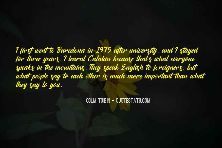 Barcelona's Quotes #492378