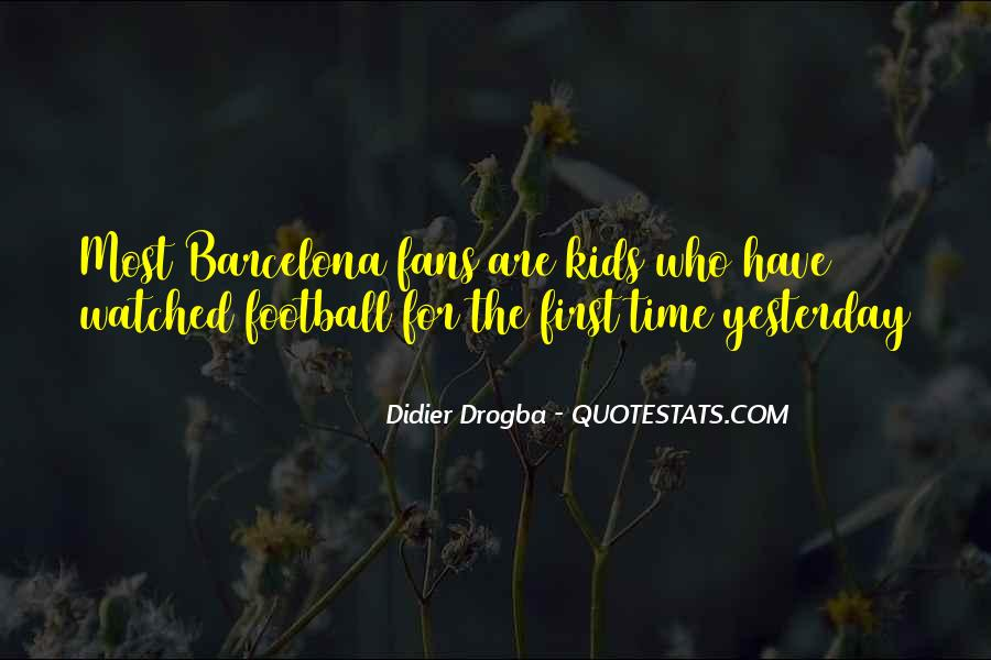 Barcelona's Quotes #660792
