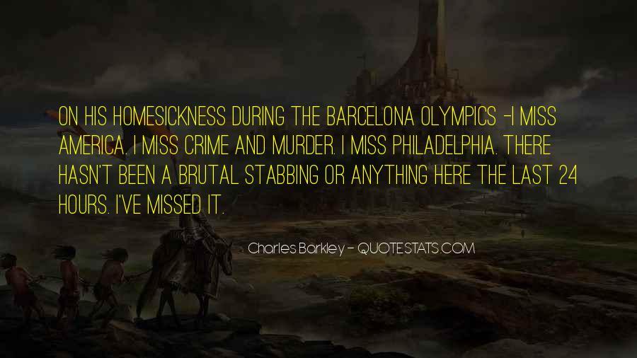 Barcelona's Quotes #930678