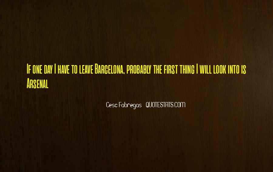 Barcelona's Quotes #987964