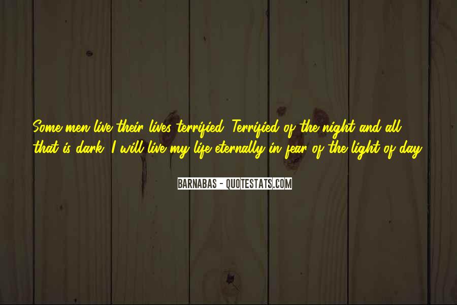 Barnabas's Quotes #1160165