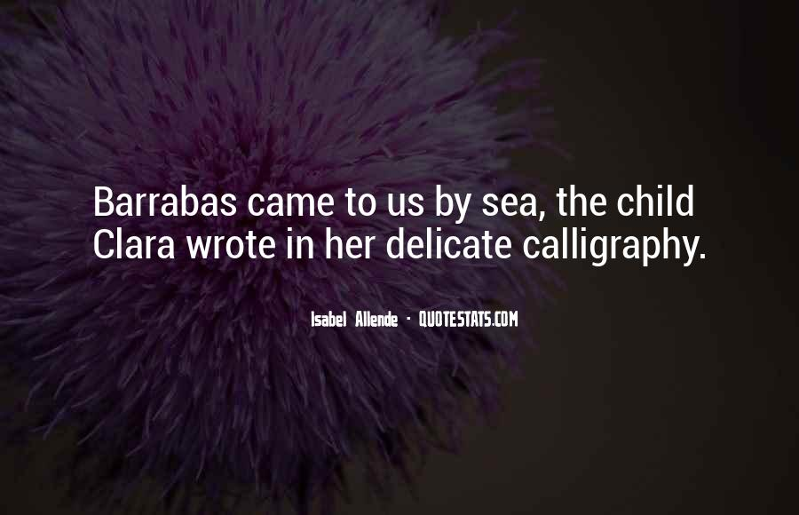 Barrabas Quotes #1362957