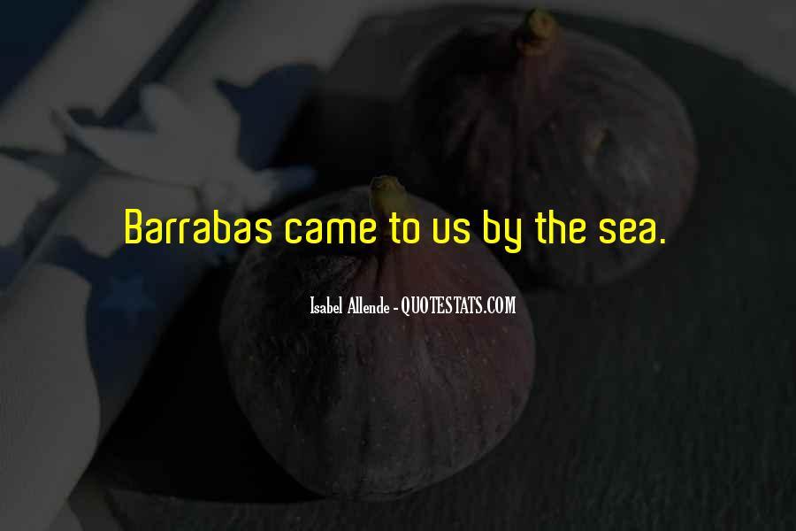 Barrabas Quotes #1638042