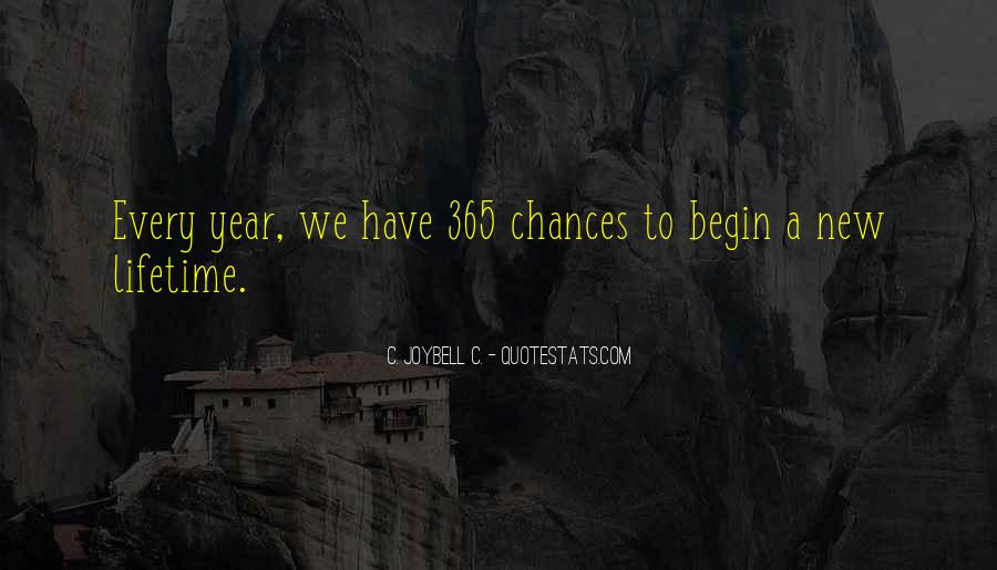 Quotes About Change In The New Year #1692906