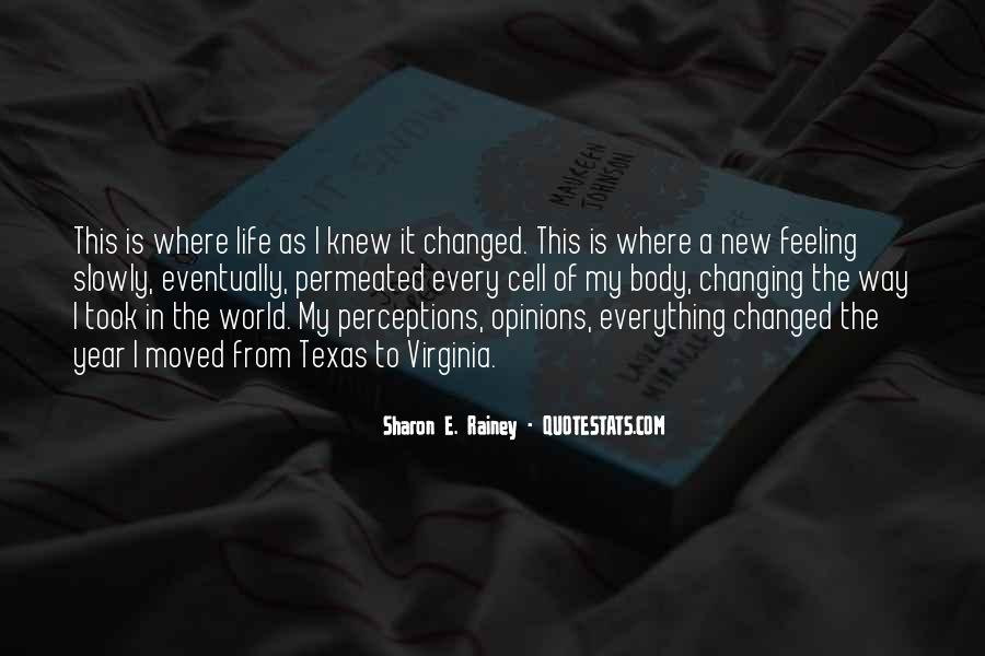 Quotes About Change In The New Year #484161
