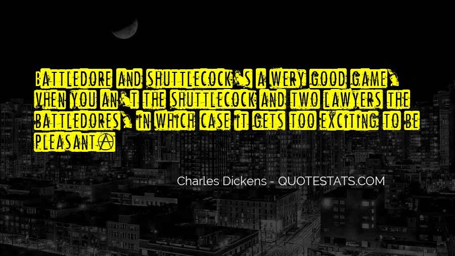 Battledore Quotes #523430