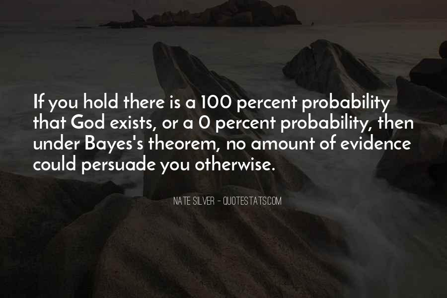 Bayes Quotes #1539643