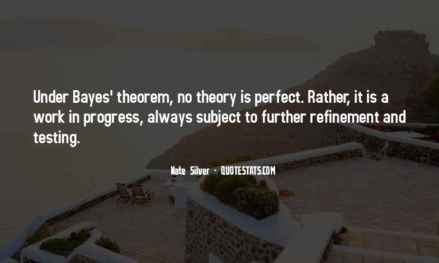 Bayes Quotes #924087