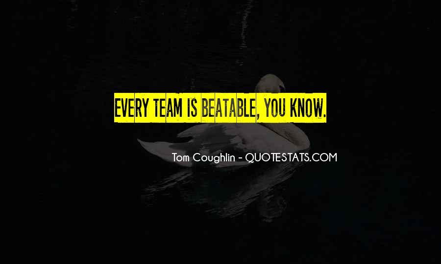 Beatable Quotes #1214252