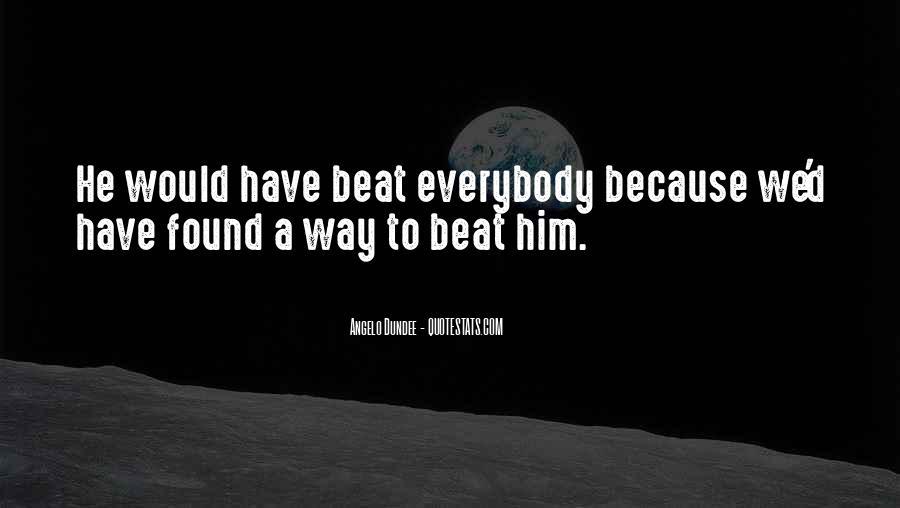 Befiore Quotes #1517672