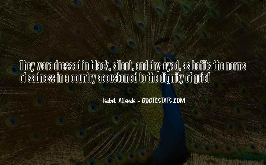 Befits Quotes #536189