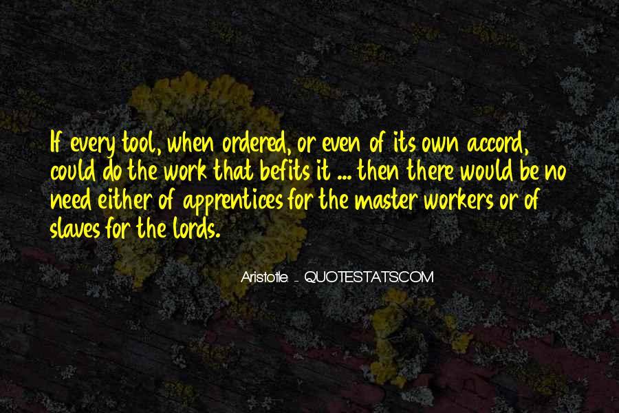 Befits Quotes #80116