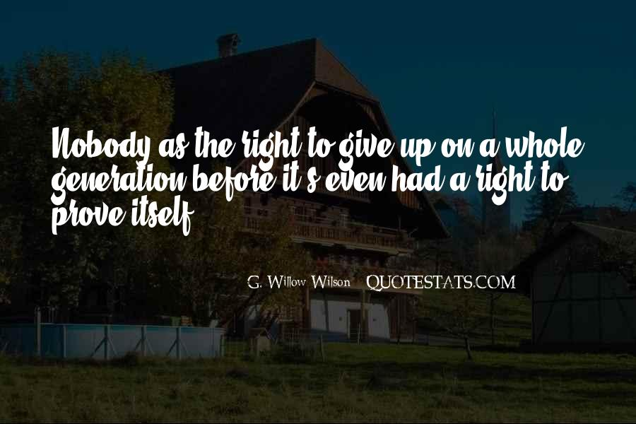 Before's Quotes #12903