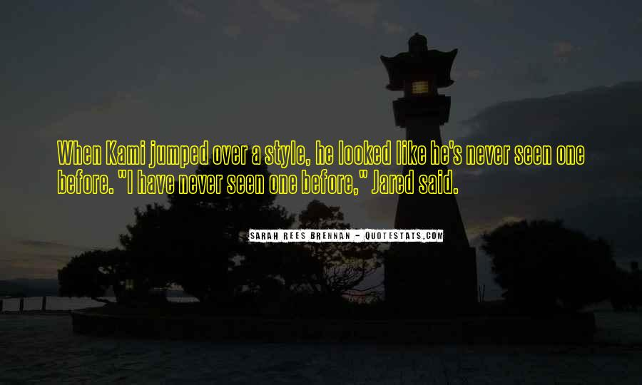 Before's Quotes #1574