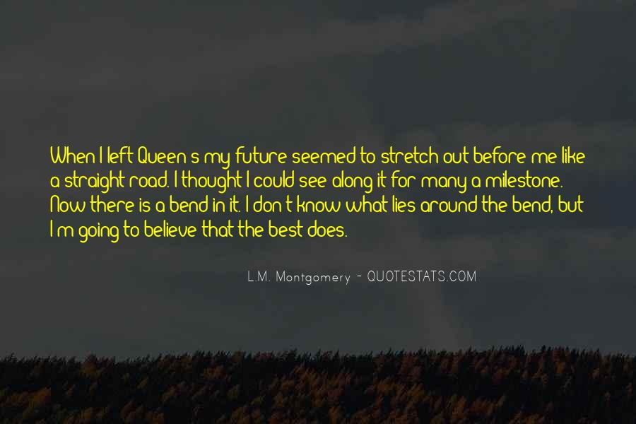Before's Quotes #26978