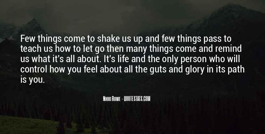 Quotes About Life's Path #198557