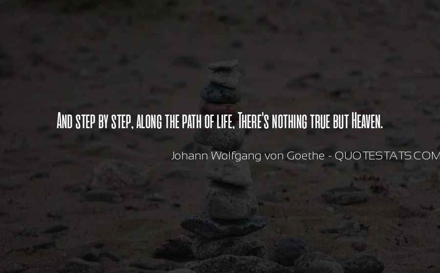 Quotes About Life's Path #240421