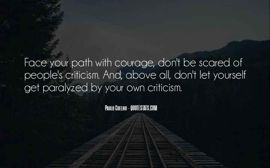Quotes About Life's Path #257799