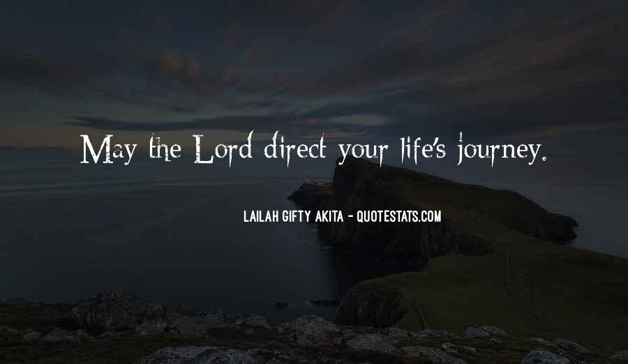 Quotes About Life's Path #277371