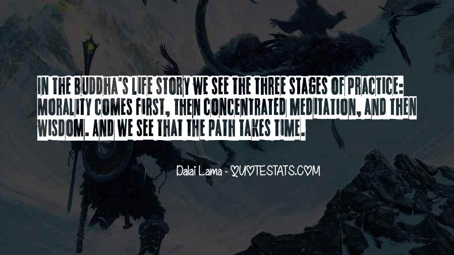 Quotes About Life's Path #682861
