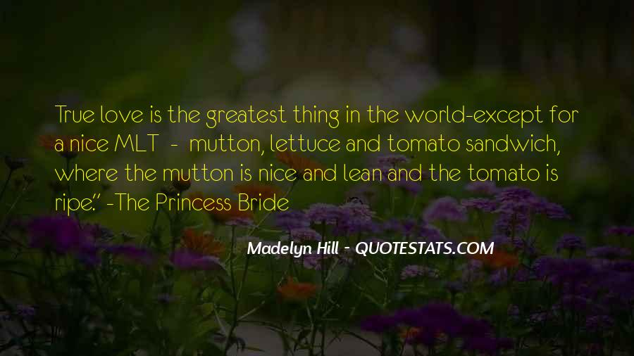 Quotes About True Love From The Princess Bride #1807242