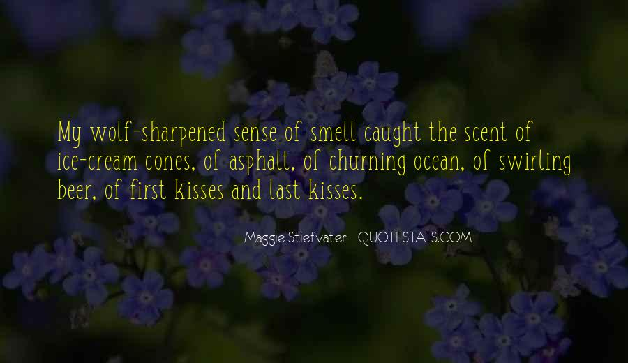 Quotes About The Smell Of The Ocean #1208533