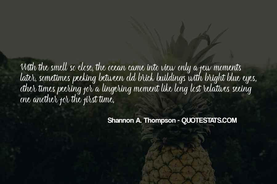 Quotes About The Smell Of The Ocean #1675862
