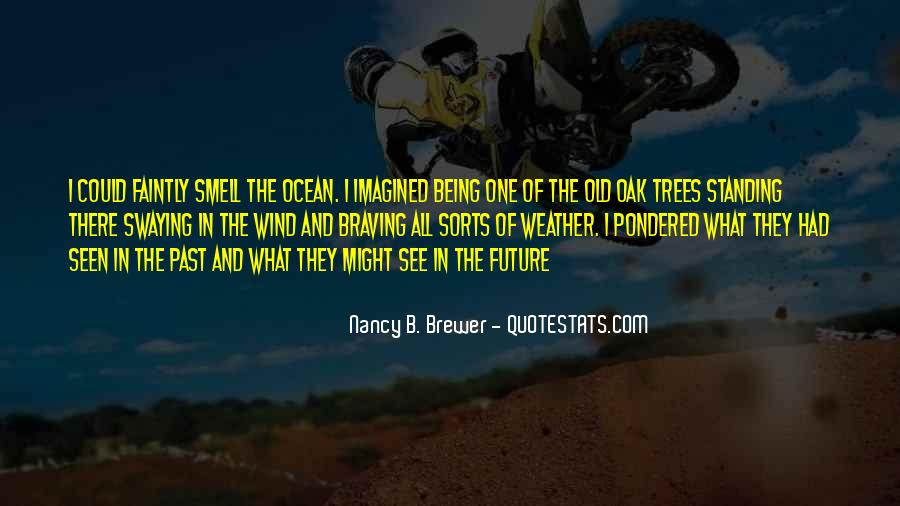 Quotes About The Smell Of The Ocean #290411
