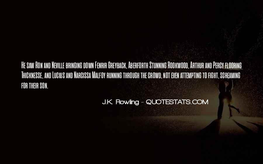 Quotes About Narcissa Malfoy #1447541