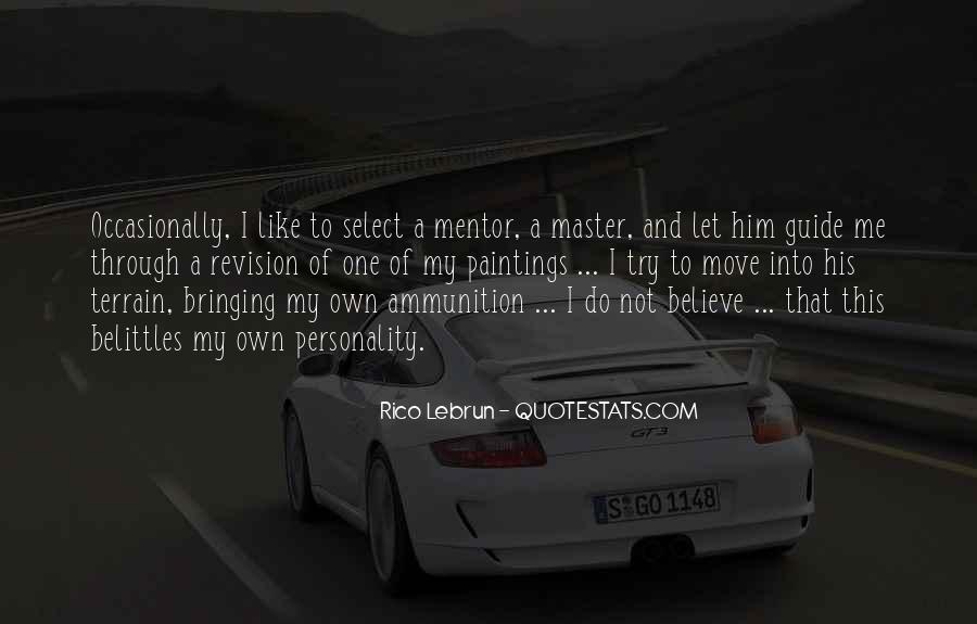 Belittles Quotes #1725612
