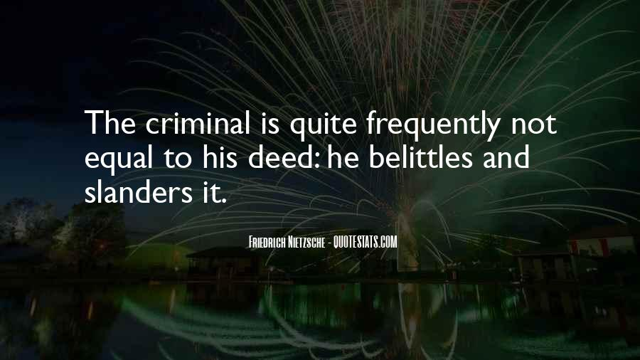 Belittles Quotes #1831580