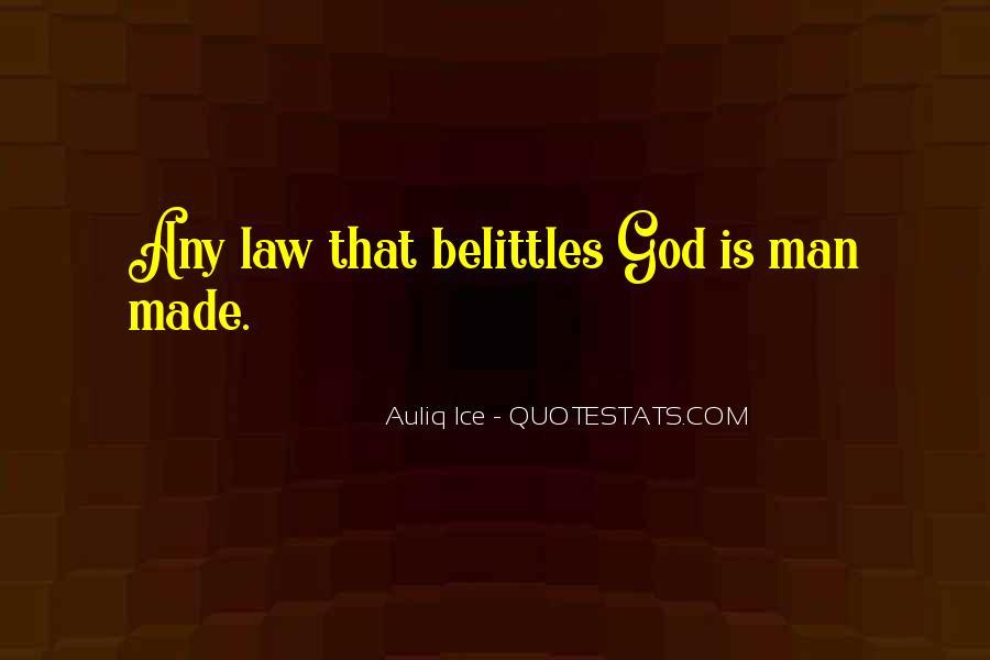 Belittles Quotes #573651