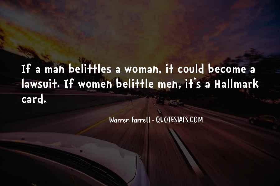 Belittles Quotes #776680