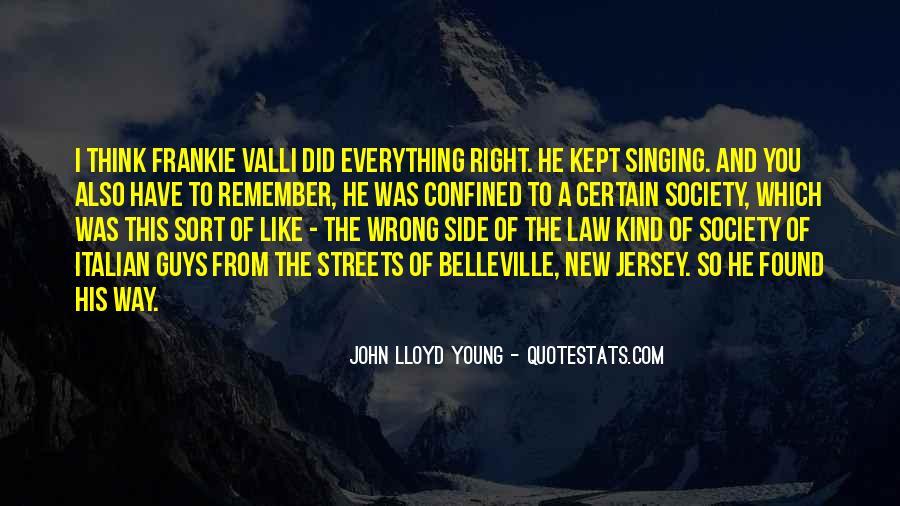 Belleville Quotes #276055