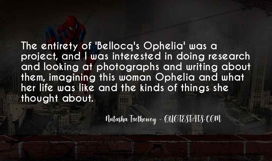 Bellocq Quotes #1750106