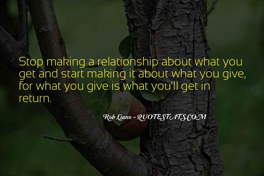 Quotes About Doing For Others And Getting Nothing In Return #355006