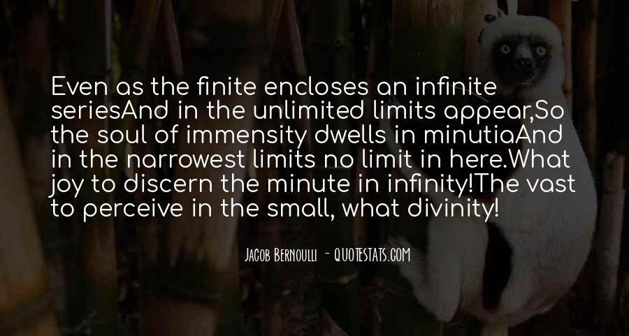 Bernoulli's Quotes #155567