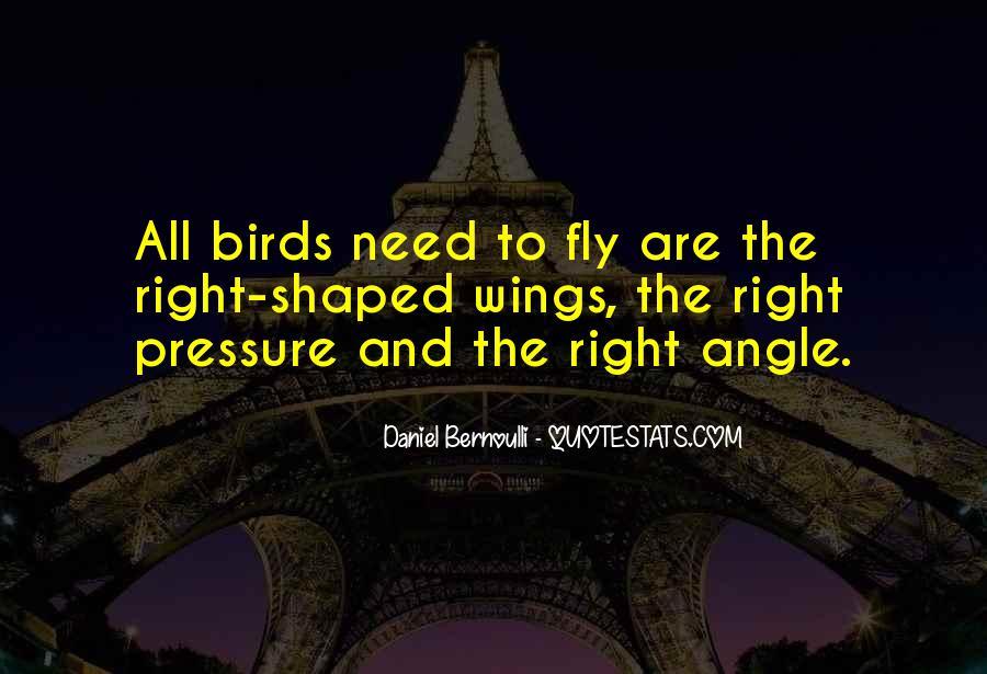 Bernoulli's Quotes #360912