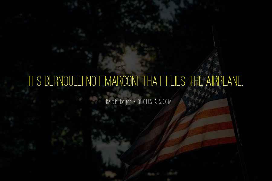 Bernoulli's Quotes #439838